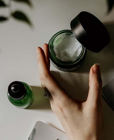 козметика с канабидиол