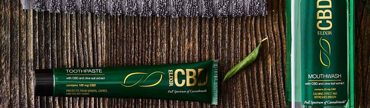 cbd паста за зъби от cbd магазинът