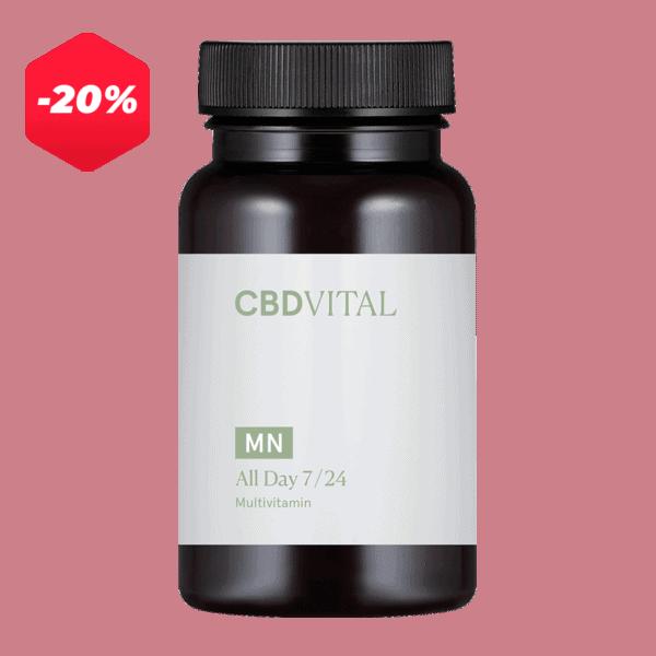 мултивитамин 24/7 - cbd магазин