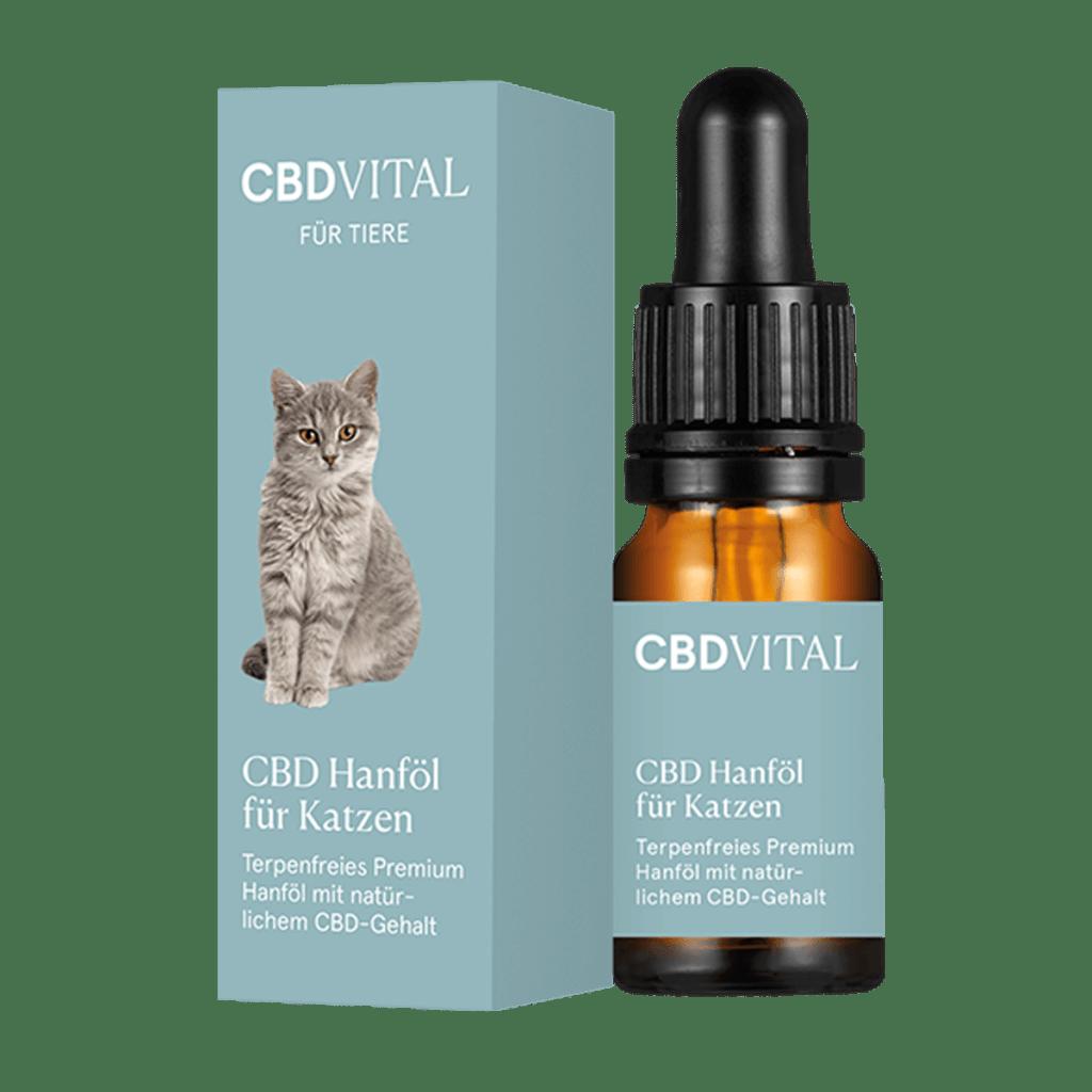 cbd масло за котки