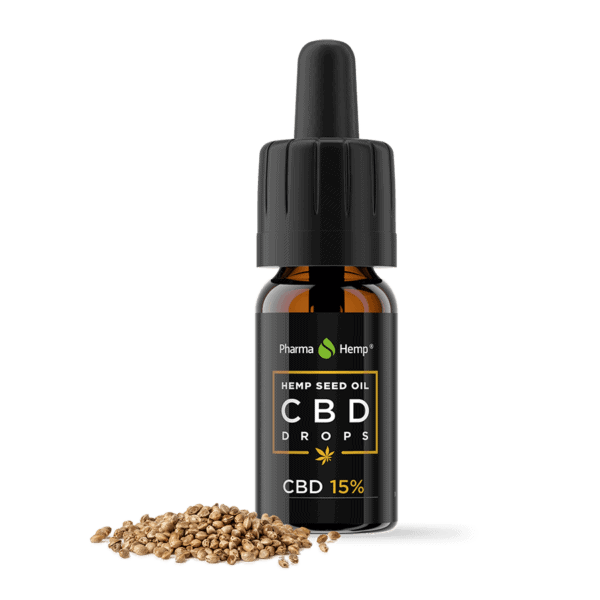 cbd масло 15%